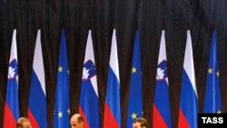 Европа в гостях у сибирской нефти