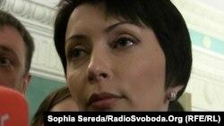 Міністр юстиції України Олена Лукаш