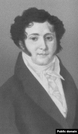 Юрий Лермонтов, 1820