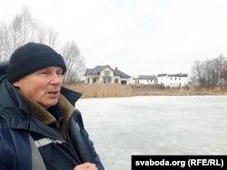 Рыбак Віктар Ціханавіч: «Мы тут баронімся ад хімічных вытворчасьцяў»