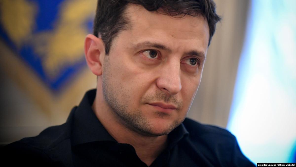 Зеленский: «я не соглашусь пойти с войной на Донбасс»