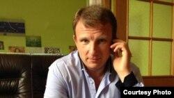 Дзьмітры Баранаў, фота з Фэйсбуку