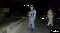 Операция по освобождению здания Американского университета в Кабуле
