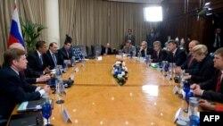 На встрече с президентом США представителям российского гражданского общества было о чем рассказать