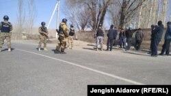 Конфликт на таджикско-кыргызской границе, март 2019 года