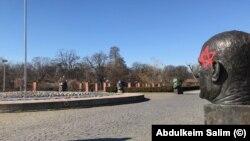 Monumentul părinților fondatori UE, vandalizat de neonaziști