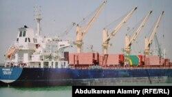 ميناء أم قصر العراقي