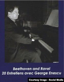 Coperta livretului CD-ului Meloclassic