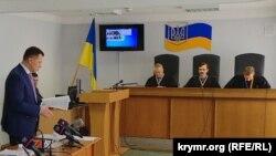 Засідання у справі про державну зраду екс-президента України Віктора Януковича, архівне фото