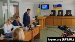 Засідання у справі про державну зраду екс-президента України Віктора Януковича