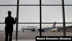 Avion se sprema za poletanje, ilustrativna fotografija