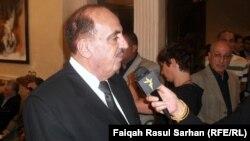 الوزير المفوض في السفارة العراقية في عمان تحسين علوان.