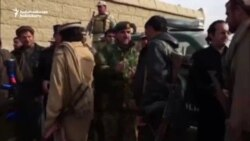 Afghan Forces Move Against Islamic State Militants In Nangarhar
