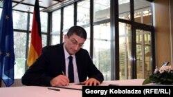 Заместитель главы МИД Грузии Гиги Гигиадзе