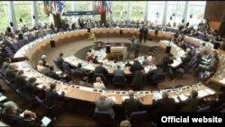 Церемония передачи полномочий России произойдет после очередного заседания Комитета министров Совета Европы