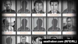 Кампания «Покажите их живыми!» сообщает о документировании более 120 случаев насильственных исчезновений в туркменских тюрьмах.