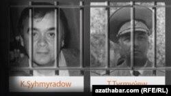Константин Шихмурадов и Тиркиш Тырмыев (Архивное фото)