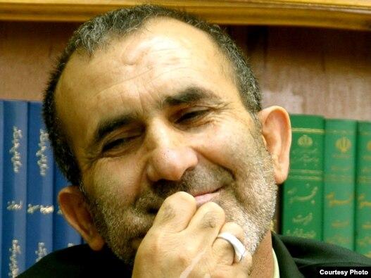 سرتیپ احمد گراوند؛ جانشین فرمانده پلیس مرزبانی ایران