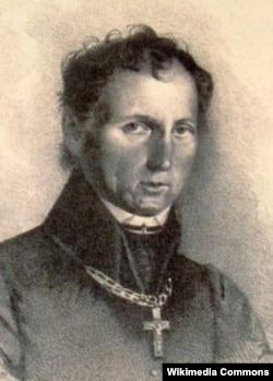 Айцец МІхал Баброўскі.