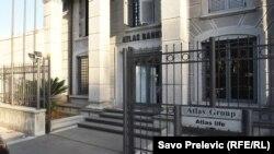 Centralna banka Crne Gore uvela je prinudnu upravu u Kneževićeve dvije banke