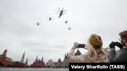 Авиация в Москве