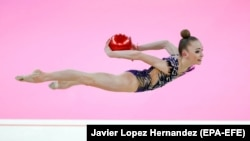 Україна прийматиме 36-й чемпіонат Європи з художньої гімнастики з 17 до 25 травня 2020 року в Києві