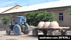 Новые тамдыры на продажу, Туркменистан