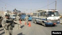 قوات أميركية في كركوك