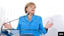 Германия канцлери Ангела Меркел