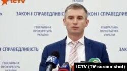Oleksandr Novikov (file photo)