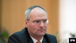 Ambasadorul Wolf Dietrich Heim