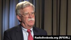 Джон Болтон, радник президента США з національної безпеки