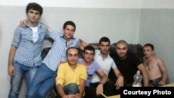 Բերման ենթարկված ՀԱԿ յոթ ակտիվիստները, 09 օգոստոսի, 2011