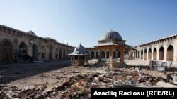 Алеппо после бомбардировок
