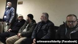 Бахчисарайское дело против членов мусульманской организации Хизб-ут-Тахрир, Ростов-на-Дону, 24 декабря 2018 года