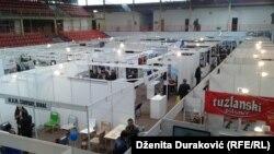 Sajam je okupio oko 250 izlagača, prije svega privrednika iz BiH i regiona