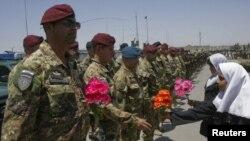 Италијански војници во Херат