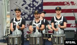 Відкриття офіційної частини свята Дня незалежності США у Києві