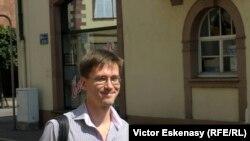 Slava Griaznov la Wissembourg