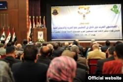 مؤتمر الاتحاد العام للصحفيين العرب ببغداد