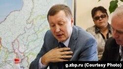 Экс-министр здравоохранения Забайкалья Михаил Лазуткин
