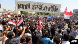 Iraq has been hit by weeks of political turmoil surrounding Prime Minister Haidar al-Abadi's efforts to set up a technocrat government. (file photo)