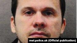 """Фотография """"Александра Петрова"""", распространенная британской полицией"""