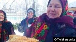 Удмуртиянең Быгы авылында яшәүче удмуртлар