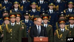 Presidenti rus Vladimir Putin