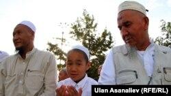 Кыргызстанда Орозо айт белгиленүүдө