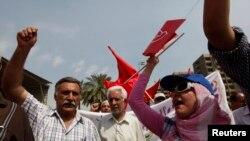Protesti i proslave na Međunarodni praznik rada