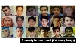 در گزارش عفو بینالملل از کشتهشدگان اعتراضات آبان ۹۸ به کشته شدن دستکم ۲۳ کودک اشاره شده است