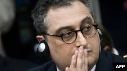 Russian Deputy Foreign Minister Igor Morgulov (file photo)