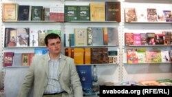 Беларускія кнігі на сёлетнім кніжным кірмашы ў нямецкім Франкфурце